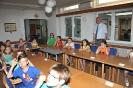 Volksschule zu Besuch im Gemeindeamt
